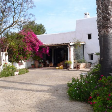 Large authentic Finca for sale close to Santa Gertrudis, Ibiza, Spain.
