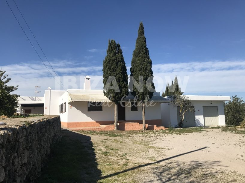 Authentic Finca for sale in Roca Lisa, Ibiza, Spain.