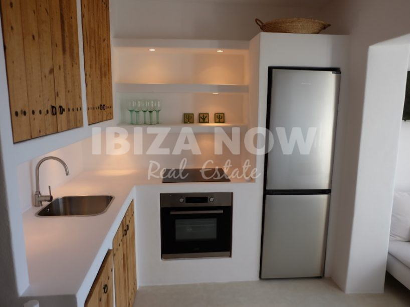 1 bedroom apartment for sale with views to Es Vedra, Ibiza
