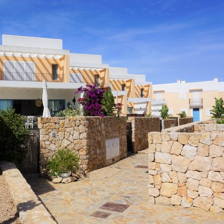 Nice 3 bedroom townhouse for sale in Cala Tarida, Ibiza, Spain.