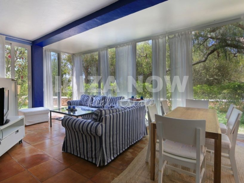 3 bedroom ground floor apartment for sale in Can Pep Simo, Ibiza, Spain