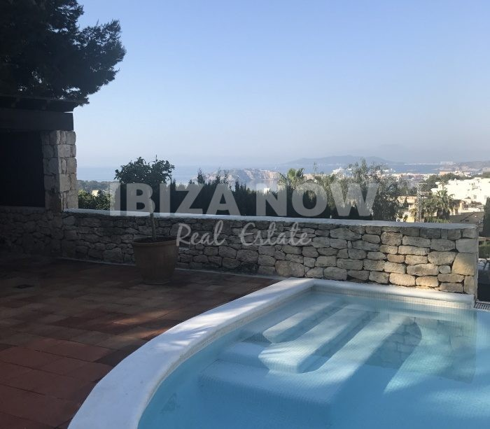3 bedroom ground floor apartment for sale in Can Pep Simo, Ibiza, Spain.
