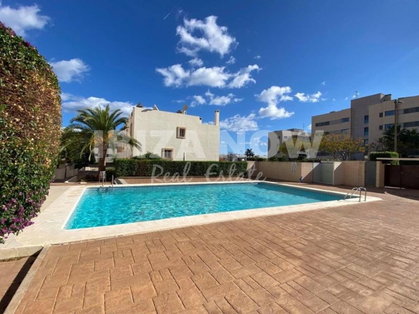 3 bedroom townhouse for sale close to Ibiza Town, Ibiza, Spain