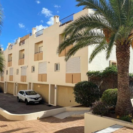 3 bedroom townhouse for sale close to Ibiza Town, Ibiza, Spain.