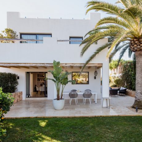 Beautiful 3 bedroom house for sale close to Talamanca beach Ibiza, Spain.